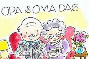 November | Opa en oma dag